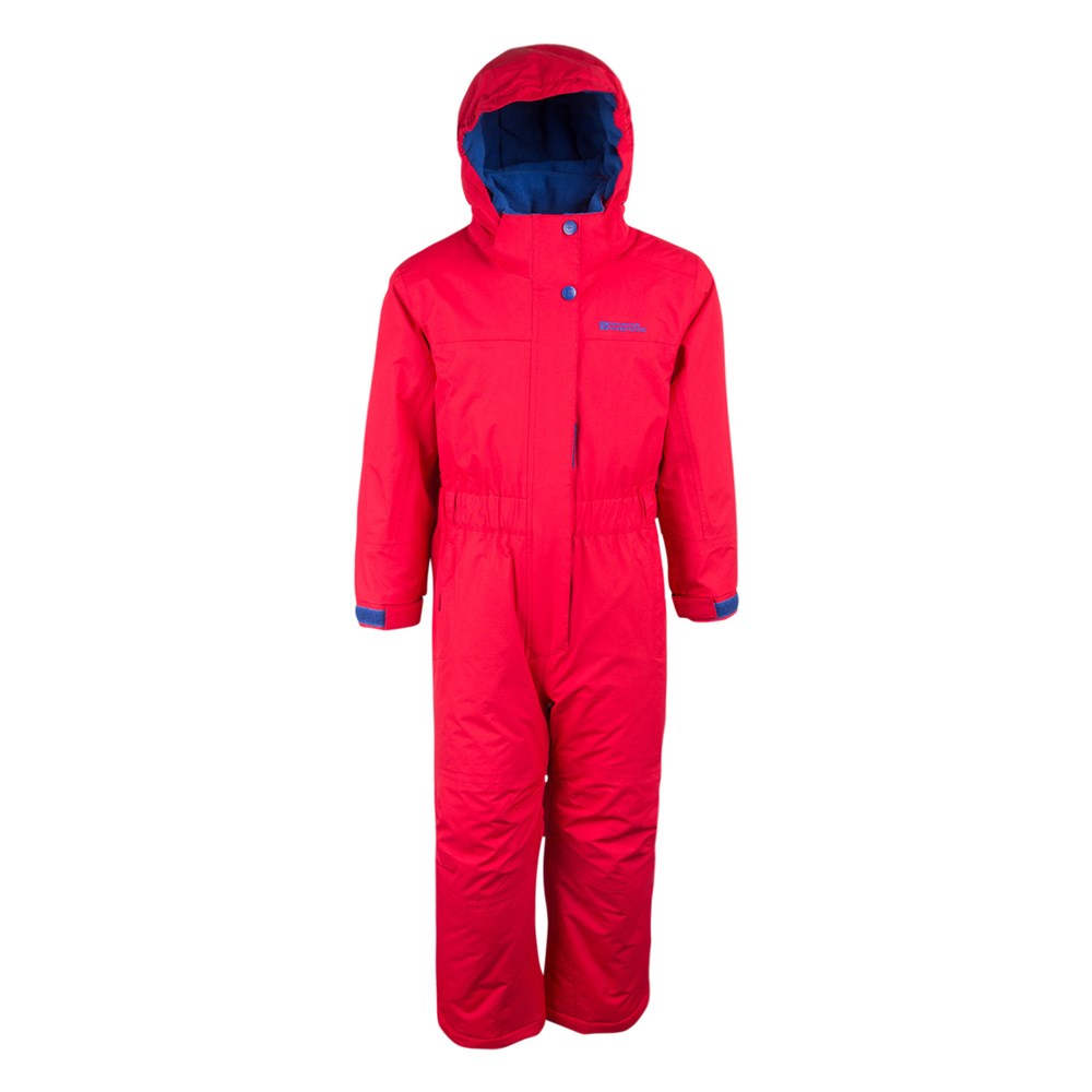 Our best ever snowsuit, the Polarfleece All-in-One allows full movement whilst staying exceptionally warm. Designed to keep out wind and drizzle when out and about, it's a must-have every season. It's packed with lots of features for effective and comfortable wear, and comes in a selection of cheerful prints, making it essential for playing outside in cold weather.